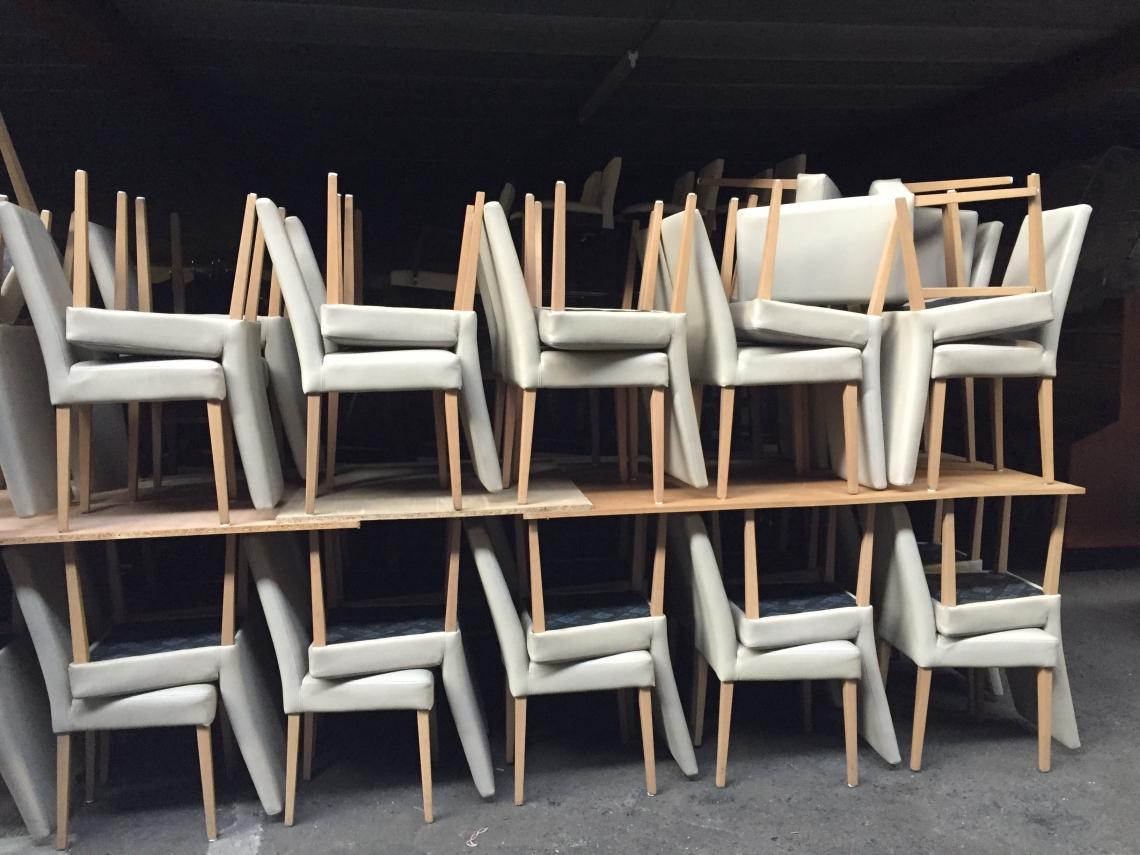 Tweedehands Design Eetstoelen.Tweedehands Stoelen Mobitec